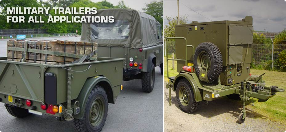 Penman Military Trailers
